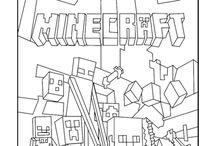 Minecraft Book In A Bag