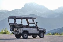 Land Rover Defender Game Viewer / Special Land Rover Defender Game Viewer for Kenya Safari Park by Motorsportloralamia  www.motorsportloralamia.com