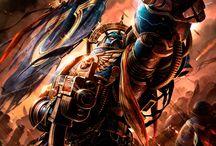 Warhammer Fantasy & 40K