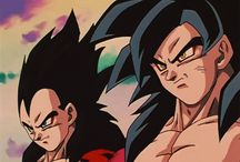 Anime e manga - dragon ball gt