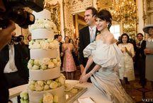 Wedding Cakes  - Fresh Flowers