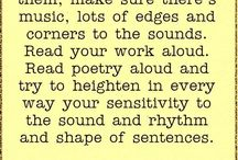 Writing / Inspirations.