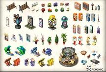 Illustration/games / by Matthew Willis