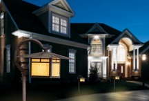 Outdoor Lighting Ideas & Inspirations / Light up the night with these outdoor lighting ideas & inspirations. Visit www.ctlighting.com for more lighting ideas.