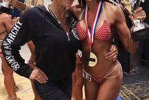 ANBF Masters Pro/Am September 16, 2017 / Bikini Masters Classic 1st Bikini Classic Open 1st Pro Bikini Masters 3rd Open bikini 4th  Kenilworth, NJ