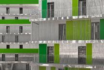 facade / materials