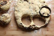 Panadería - Biscuits & Scones