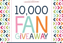 contests + giveaways