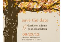 Save the date / by Roni Artzi