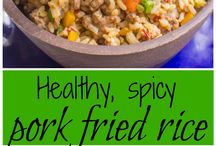 30 Minutes or Less / Easy recipes made in 30 minutes or less!