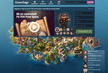 Bli med på Sagaen! / Nå er Casino Saga endelig LIVE og du kan bli med på enventyret! Leser du vår anmeldelse så får du en rekke gode tips og ved registrering gjennom oss kan du finne en av de beste velkomstbonusene Casino Saga tilbyr sine nye spillere. http://www.norskcasino.com/casino-saga/