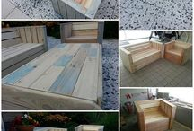 Mark's Cool Projects to make with pallets stolen from work