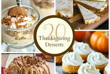 Halloween/Thanksgiving - Food / by Holly Ingram