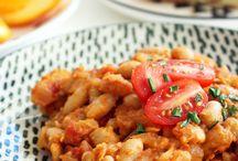 Végétarien - Recettes salées / Recette végétariennes salées.