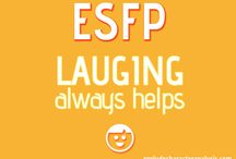 ESFP / by Lesli Palmer Mayorga