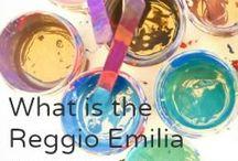 Reggio philosophy