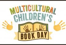Diverse Books for Kids / Multicultural Children's books with diversity themes and cultures.  Supporting Multicultural Children's Book Day Event.