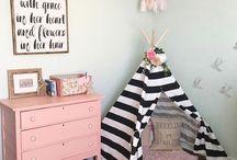 Lil girl room ideas