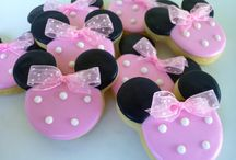 MINI MOUSE PARTY IDEAS FOR AUBREY / by Wendy Johnson Reynolds