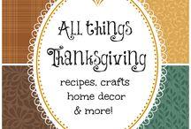 Thanksgiving / by Helen Sampson