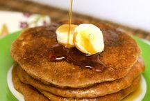 LEAP: Grain-Free Pancakes