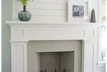 fireplace / by Amy Price
