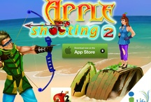 Free Game of The Day - Apple Shooting 2 is now Available for Your iPhone Devices!!  / by i-Life Mobitech
