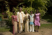 Wedding in Sri Lanka / This board show the wedding in Sri Lanka on 28th Januaray 2008 in a village near the city Homagama between a Sri Lanka lady and a European. / by Volker Buntrock