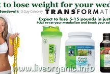 Lose Weight with Purium / Pictures from http://www.liveorganic.info