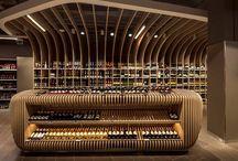 design v obchodech / Že by nakupování potravin mohlo být i estetickým zážitkem? Podívejte se na výsledek práce maďarského studia LAB5 a posuďte sami...