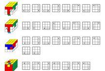Cubo di Rubik / Soluzione semplice Cubo di Rubik #soluzione #manuale #risolvere #gioco #comporre #solver Rubik