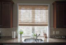 Window Treatments / by Courtney Cloe