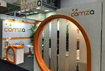Comza AfricaCom 2015