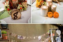 November wedding / by Caitlyn Smith Gregory