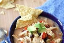 FOOD: Slow Cooker Recipes / As the weather cools down, pull out your Crock Pot and check out these Slow Cooker Recipes to help make dinner cinch!