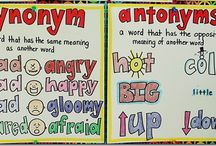 anchor charts / by Eden Capps