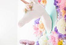 Un anniversaire 100% alicorne / Envie d'organiser un anniversaire de folie pour votre princesse ? Inspirez-vous de notre thème TAO Dream spécial alicorne, aux couleurs de l'arc-en-ciel !
