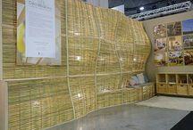 Luminaires en bambou