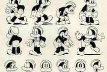 Rubber Hose Cartoons