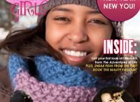 The Virtuous Girls E-Zine / A magazine to encourage, uplift and inspire girls to be all that God made them to be.