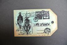Jmenovky / Jmenovky, štítky, cedulky nejen od Míši