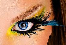 Hair, makeup & nails / by Belinda Pena