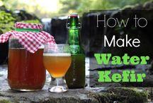 Water kefir kefier / Gezondheid Water Kefier