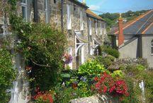 Places: Cornwall, UK