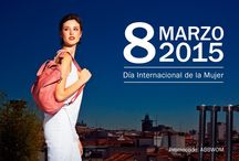 DÍA DE LA MUJER /WOMEN'S DAY 2015 / Nothing is going to stop you...   Happy Women's Day! :)  #NothingStopsUs   www.abbacino.com
