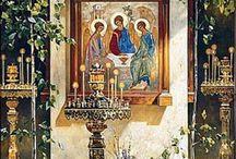 Known yet Unknown (Orthodoxy)  / Of my faith.. / by Anastasia Menzik