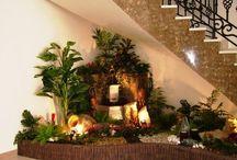 decoración interior