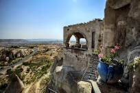 Uçhisar, Uchisar Valley Kapadokya - Cappadocia