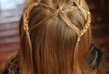 Kızlara saç modelleri
