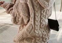 #SQ1PinATrend // Chunky Knit Sweaters